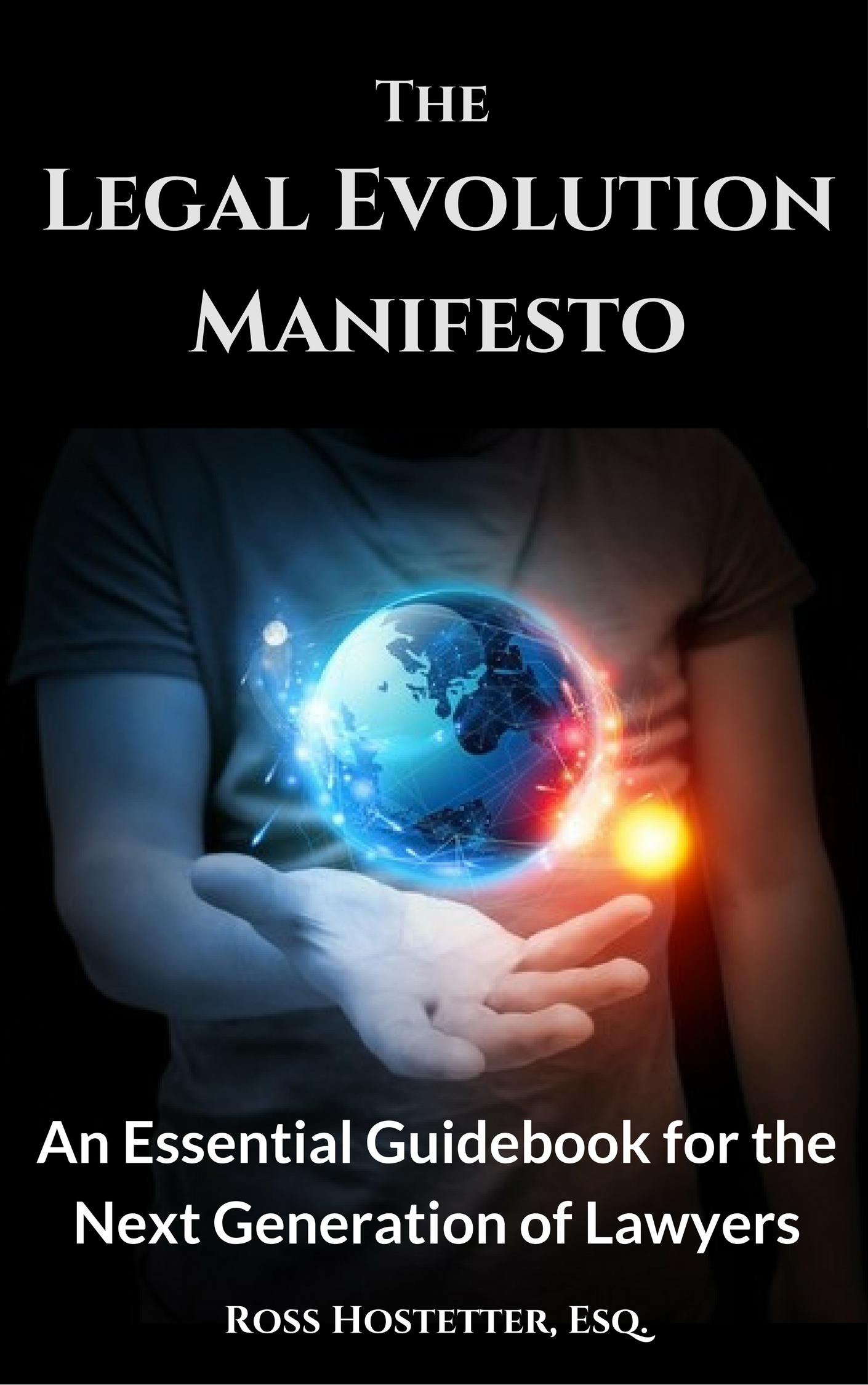 Legal Evolution Manifesto cover